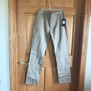 Hurley  icon tan pants, new with tags